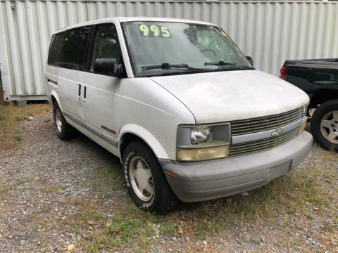 Pre-Owned 1995 Chevrolet Astro Base AWD Ext 111